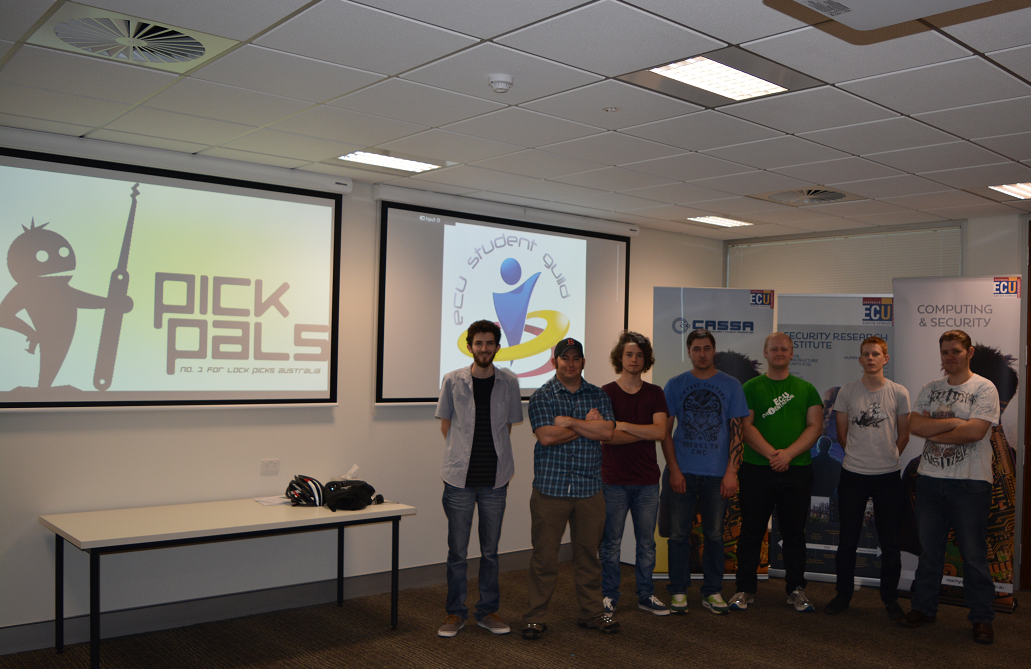ECU SCSS Teams for the Cyber Challenge Australia 2015