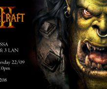 Warcraft 3 LAN (Postponed)